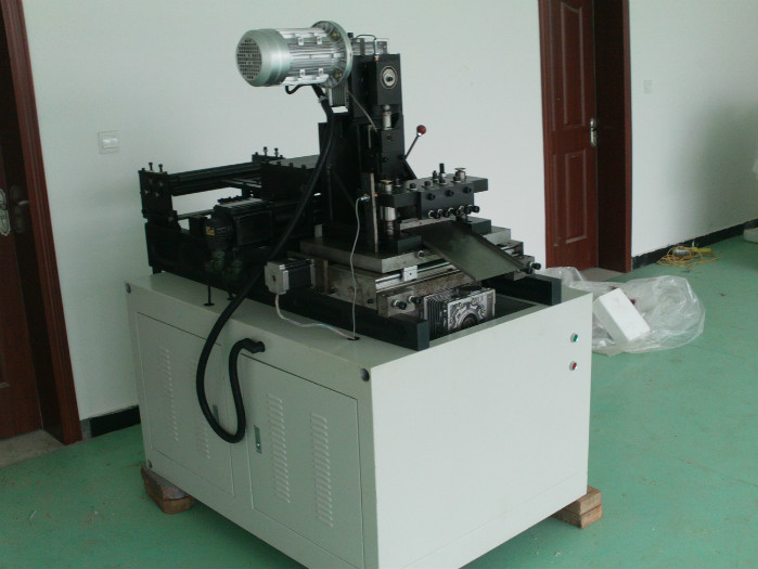 NC Straight cutting and punching machine